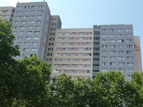 Studentenwerk investiert in Friedrichshainer Wohnheim