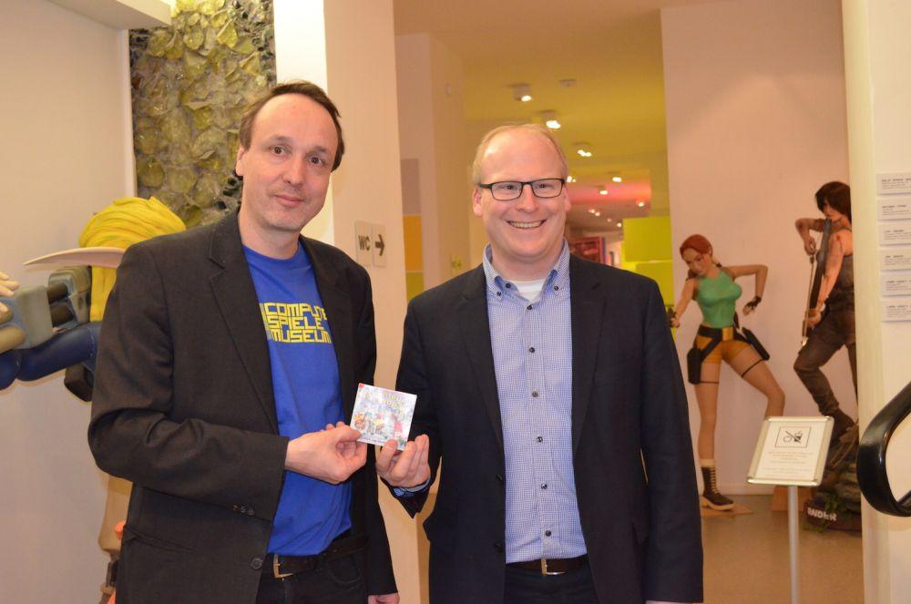 Das Computerspielemuseum Friedrichshain: Einziges seiner Art in Deutschland