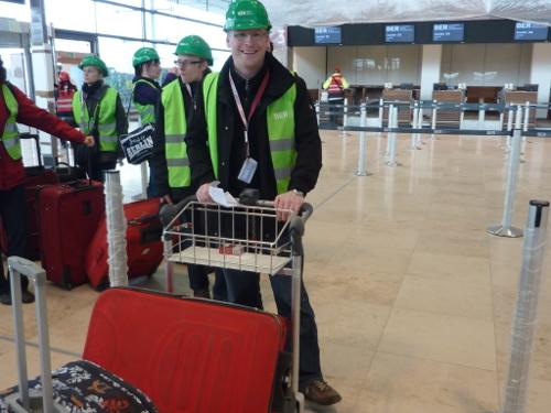 Neuer Flughafen: Mein Willy-Brandt-Test