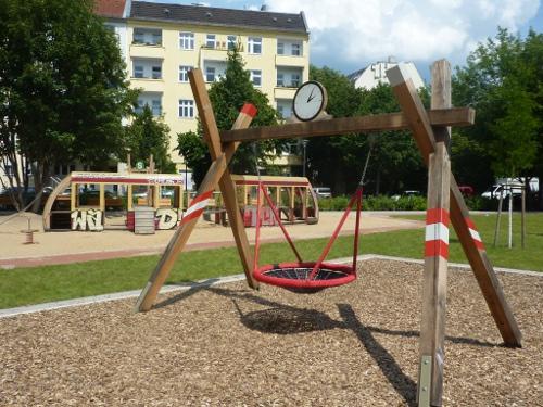 Neue kleine Stadtoase am Ostkreuz