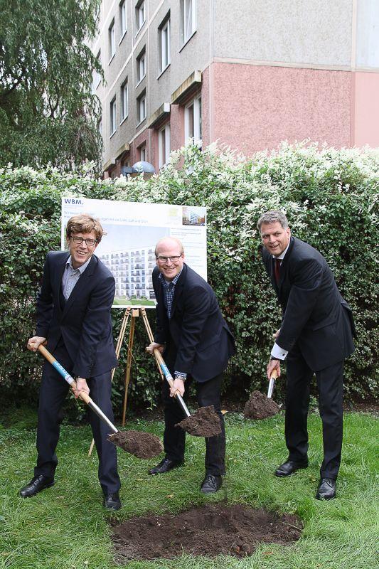 WBM baut 69 Wohnungen in der Colbestraße