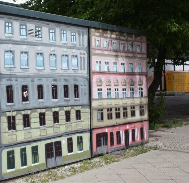 Was ist die 'Berliner Traufhöhe'?