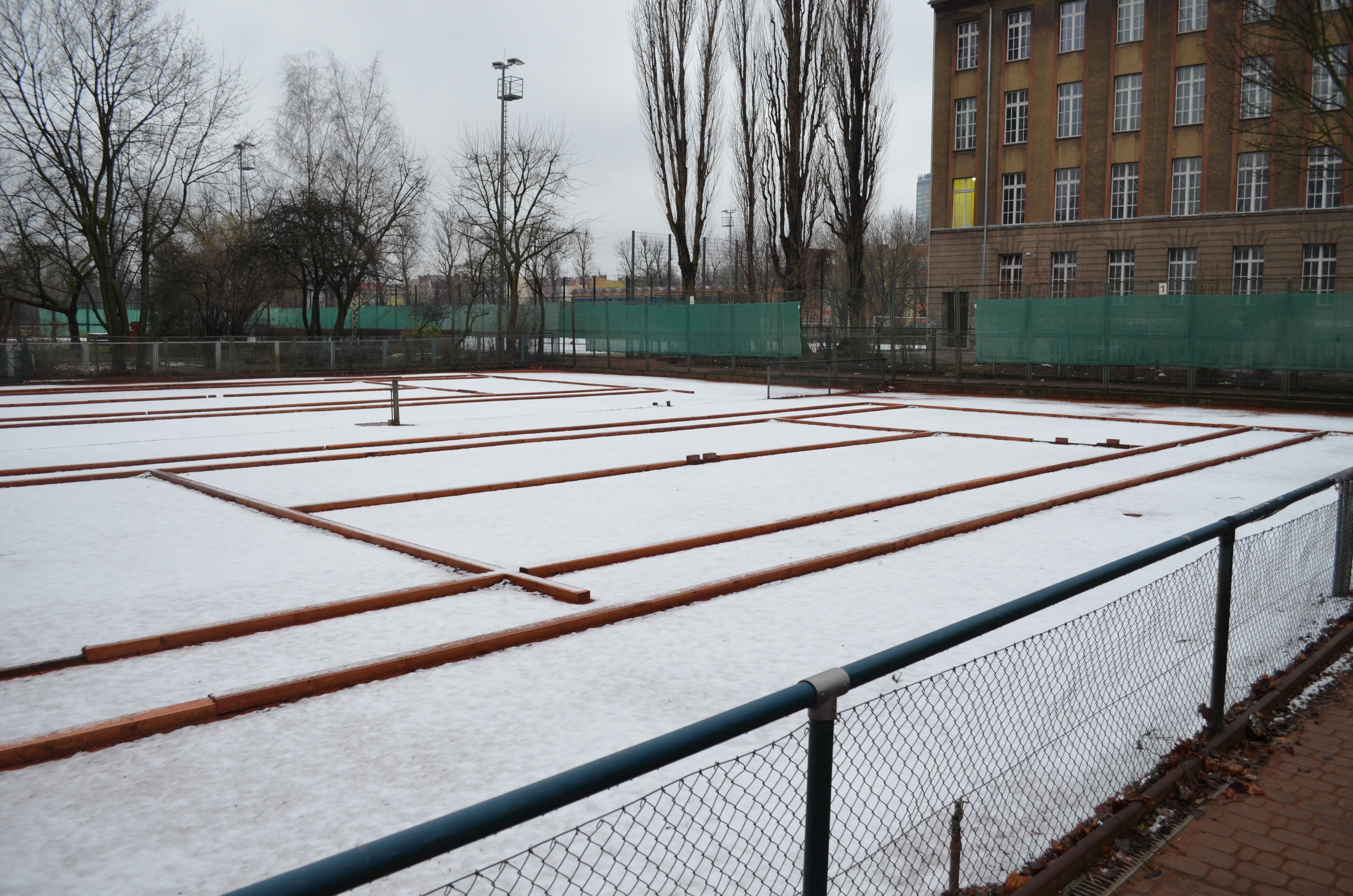Friedrichshainer Tennisplätze müssen erhalten werden