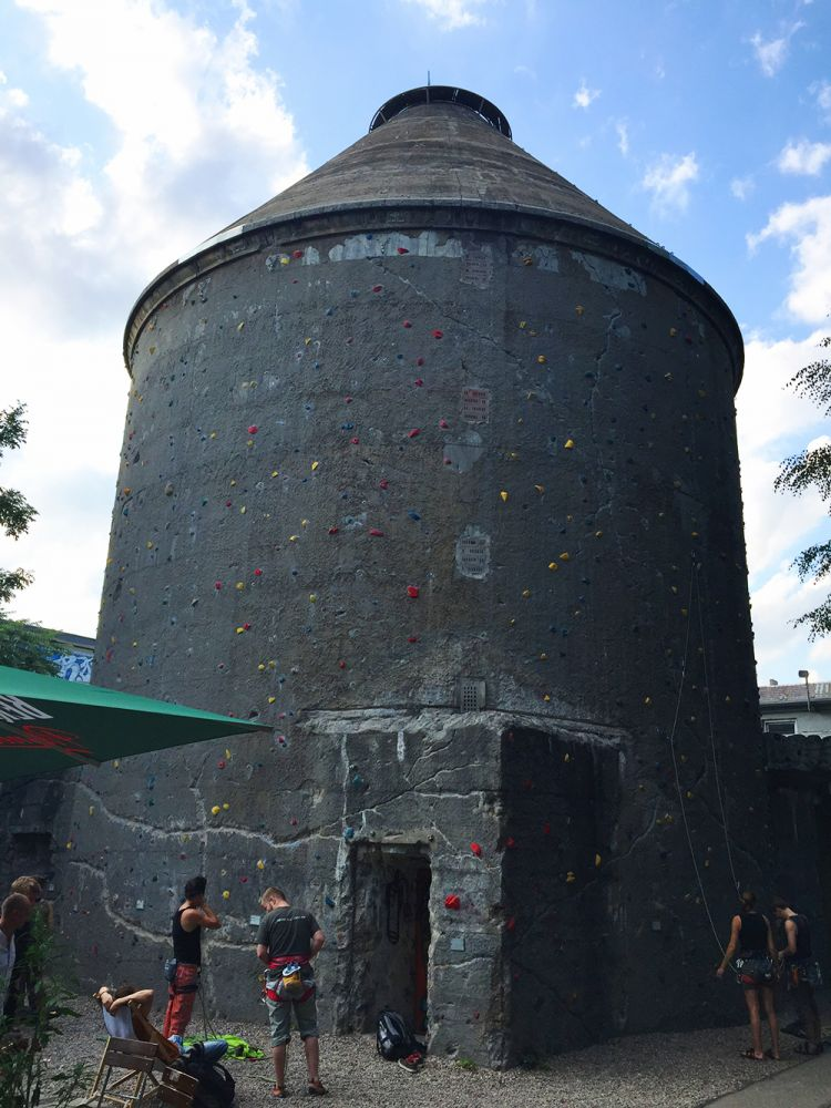 Luftschutzbunker auf dem RAW-Gelände steht unter Denkmalschutz