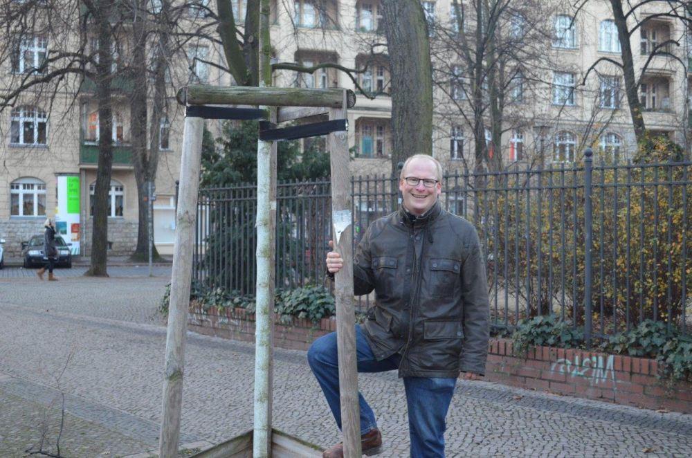 Jetzt spenden für die Berliner Stadtbaumkampagne
