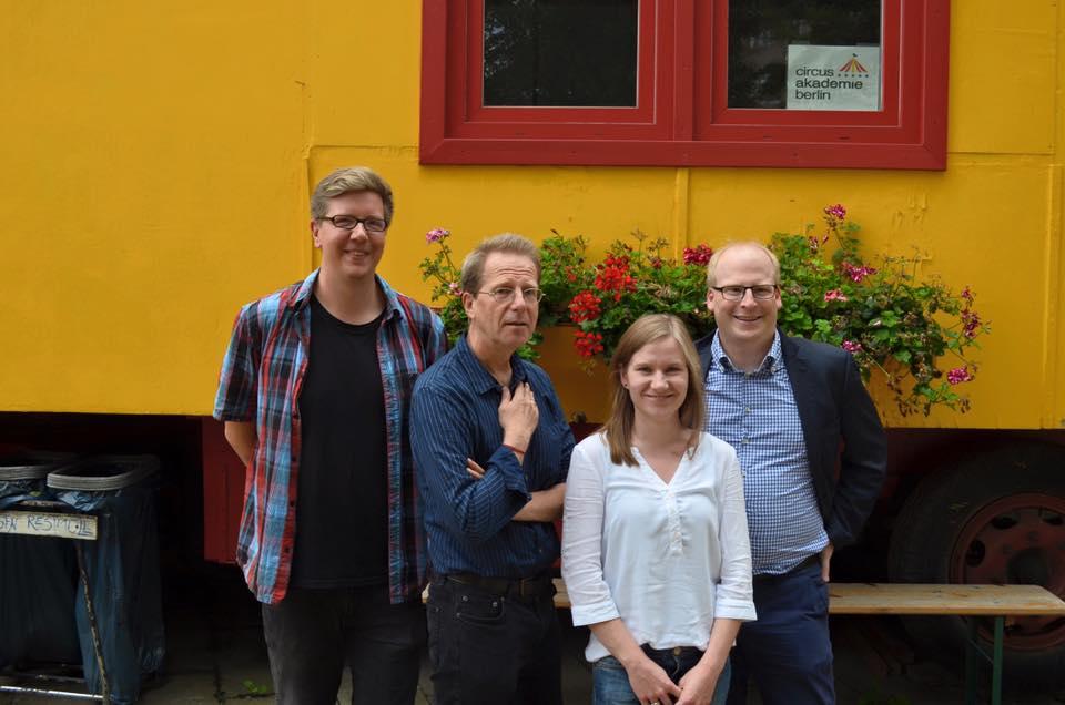 Tolle Arbeit: Kinder- und Jugendprojekte am Görlitzer Park