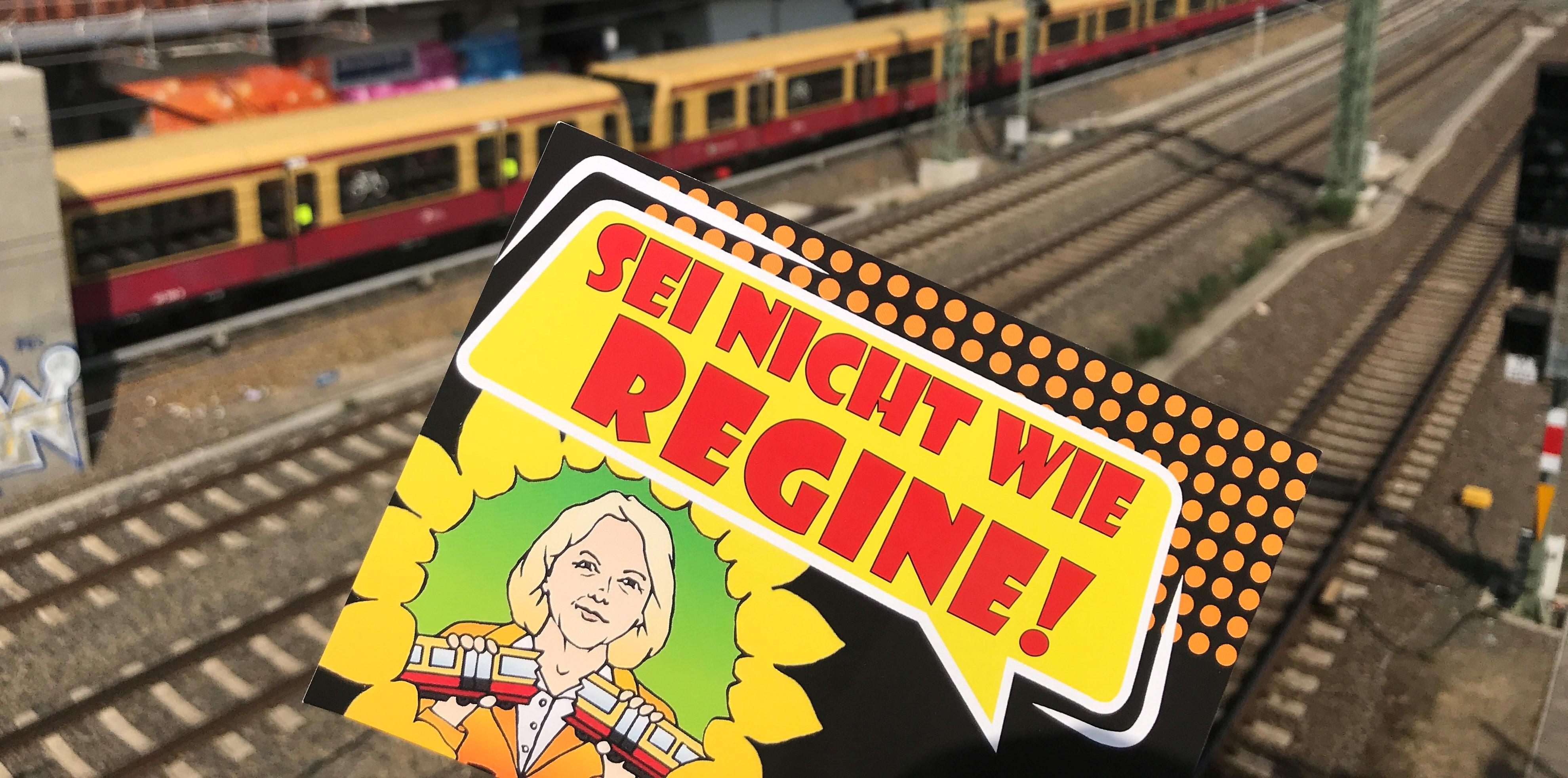 Für die Daseinsvorsorge: Keine Zerschlagung der S-Bahn